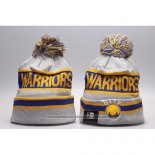 Gorro Beanie Golden State Warriors Gris