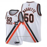 Camiseta Los Angeles Clippers Corey Maggette NO 50 Classic Edition 2019-20 Blanco
