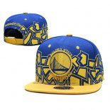 Gorra Golden State Warriors Azul Amarillo