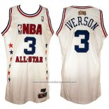 Camiseta All Star 2003 Allen Iverson #3 Blanco