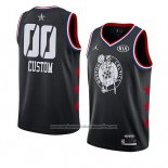 Camiseta All Star 2019 Boston Celtics Personalizada Negro