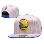 Gorra Golden State Warriors Snapback Rosa