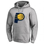 Sudaderas con Capucha Indiana Pacers Gris