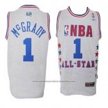 Camiseta All Star 2003 Tracy McGrady #1 Blanco