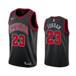 Camiseta Chicago Bulls Michael Jordan #23 Statement 2019-20 Negro