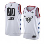 Camiseta All Star 2019 Charlotte Hornets Personalizada Blanco
