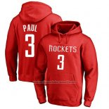 Sudaderas con Capucha Chris Paul Houston Rockets Rojo