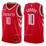 Camiseta Houston Rockets Eric Gordon #10 Swingman 2017-18 Rojo