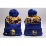 Gorro Beanie Golden State Warriors Azul