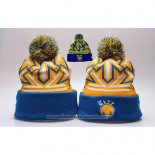 Gorro Beanie Golden State Warriors Azul Amarillo
