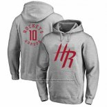 Sudaderas con Capucha Eric Gordon Houston Rockets Gris4