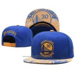 Gorra Golden State Warriors Amarillo Azul