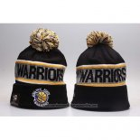 Gorro Beanie Golden State Warriors Negro