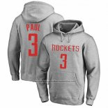 Sudaderas con Capucha Chris Paul Houston Rockets Gris