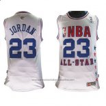 Camiseta All Star 2003 Michael Jordan #23 Blanco