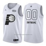 Camiseta All Star 2018 Indiana Pacers Nike Personalizada Blanco