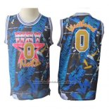 Camiseta Jordan Why Not Russell Westbrook All Star Azul