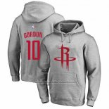 Sudaderas con Capucha Eric Gordon Houston Rockets Gris2